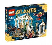 Lego Atlantis 7985 City of Atlantis Город Атлантида