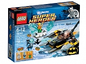 Lego Super Heroes 76000 Artic Batman and Mr.Freeze: Aquaman on Ice Бетмен против мистера Фриза: Аквамен на льду