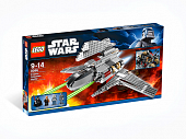 Lego Star Wars 8096 Emperor Palpatines Shuttle Шаттл Императора Палпатина