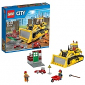 Lego City 60074 Bulldozer Бульдозер