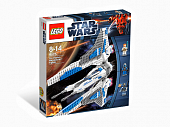 Lego Star Wars 9525 Pre Vizsla's Mandalorian Fighter Мандалорианский истребитель Пре Вислы
