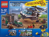 Lego City 66492 CITY Police Value Pack