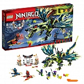 Lego Ninjago 70736 Attack of the Morro Dragon