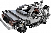 Lego Cuusoo  21103 Back to the Future: The DeLorean time machine