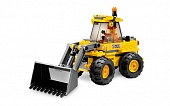 Lego City 7630 Front-end Loader Трактор-погрузчик