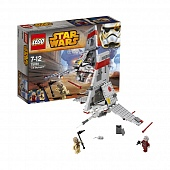 Lego Star Wars 75081 T-16 Skyhopper Скайхоппер Т-16