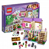 Lego Friends 41108 Heartlake Food Market