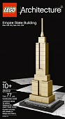 Lego Architecture 21002 Empire State Building Эмпайр Стейт Билдинг