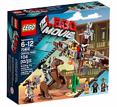 Lego Movie 70800 Getaway Glider Планер для побега