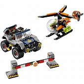 Lego Ultra Agents 8969 4-Wheeling Pursuit
