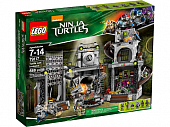 Lego Ninja Turtles 79117 Turtle Lair Invasion