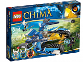 Lego Legends of Сhima 70013 Equilas Ultra Striker Гарпунёр Орла Экилы