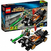Lego Super Heroes 76012 LEGO Batman: The Riddler Chase Погоня за Риддлером