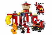 Lego Duplo 5601 Fire Station Пожарная станция