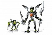 Lego Bionicle 8952 Mutran and Vican Мутран и Викан