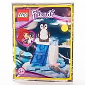 Lego Friends 561501 Пингвин и ледяная горка
