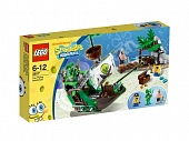Lego Sponge Bob 3817 The Flying Dutchman  Летучий Голландец