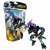 Lego Hero Factory 44016 Jaw Beast vs Stormer Кусачий монстр против Стормера