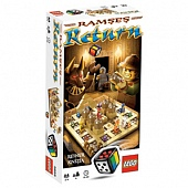 Lego Games 3855 Ramses Return Возвращение Рамзеса