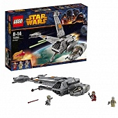 Lego Star Wars 75050 B-Wing Истребитель B-Wing