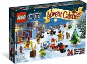 Lego City 4428 LEGO City Advent Calendar