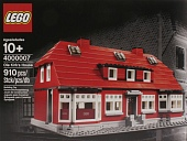 Lego Architecture 4000007 Ole Kirk's House