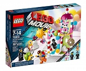 Lego Movie 70803 Cloud Cuckoo Palace Заоблачный дворец