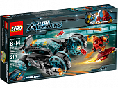 Lego Ultra Agents 70162 Inferno Interception Перехват Инферно