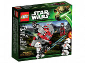 Lego Star Wars 75001 Republic Troopers vs Sith Troopers Солдаты Республики против воинов Ситхов
