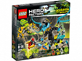 Lego Hero Factory 44029 QUEEN Beast vs. FURNO, EVO & STORMER