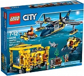 Lego City 60096 Deep Sea Operations Base