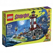 Lego Scooby Doo 75903 Haunted Lighthouse (Маяк с привидениями)