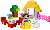 Lego Duplo 6152 Snow White's Cottage Домик Белоснежки