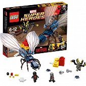 Lego Super Heroes 76039 Marvel's Ant-Man Человек Муравей