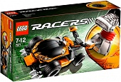 Lego Racers 7971 Bad Злодей
