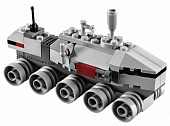 Lego Star Wars 20006 Mini Clone Turbo Tank