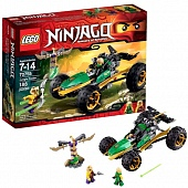 Lego Ninjago 70755 Lloyd's Jungle Raider