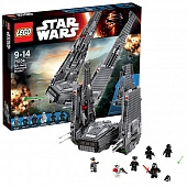 Lego Star Wars 75104 Kylo Ren's Command Shuttle Командный шаттл Кайло Рена