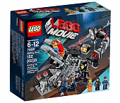 Lego Movie 70801 Melting Room Плавильня