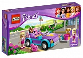 Lego Friends 3183 Stephanie's Cool Convertible Крутой кабриолет Стефани