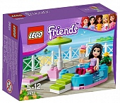 Lego Friends 3931 Emma's Splash Pool Весёлый бассейн Эммы