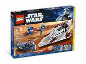 Lego Star Wars 7868 Mace Windu's Jedi Starfighter
