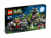 Lego Monster Fighters 9465 The Zombies Зомби