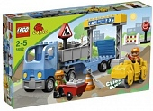 Lego Duplo 5652 Road Construction Строительство дороги