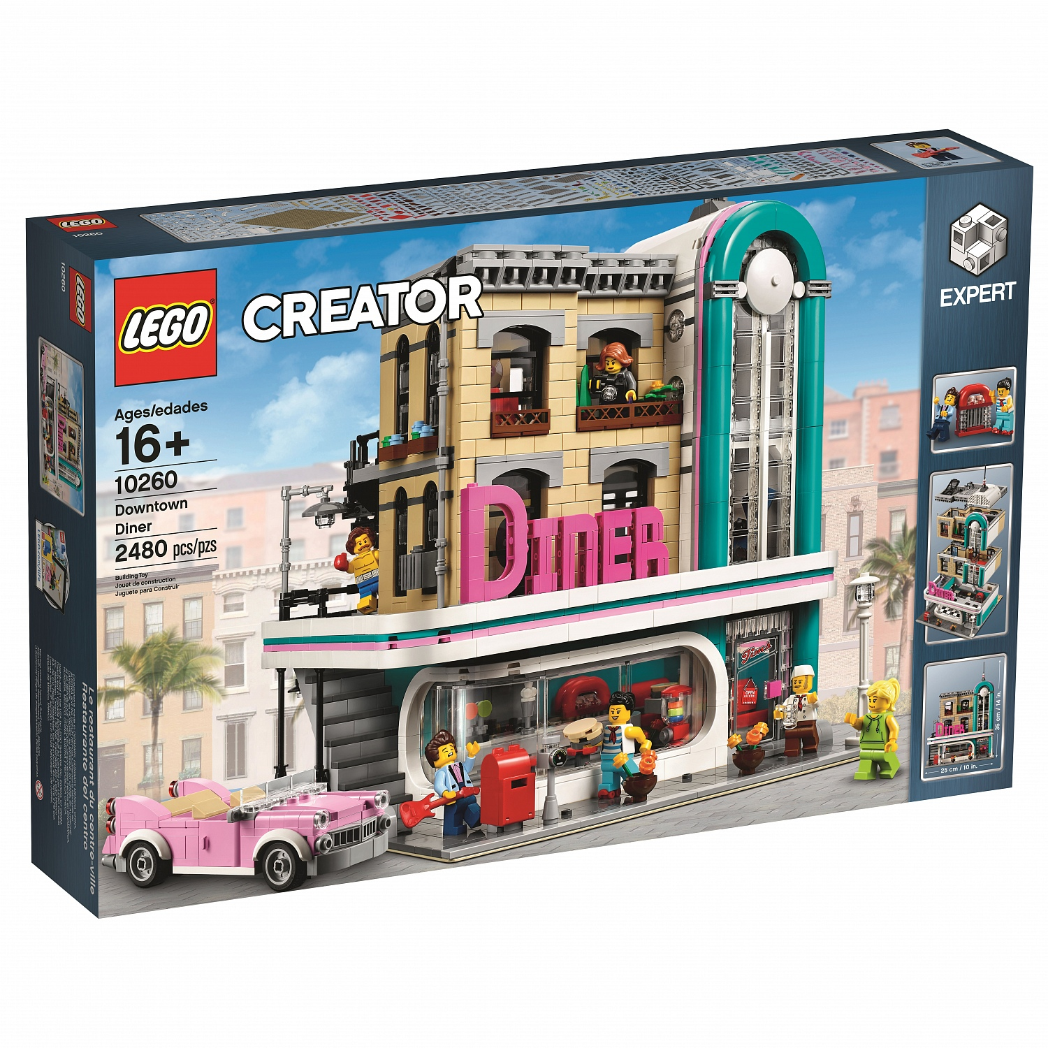 Lego Creator 10260 Downtown Diner