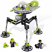 Lego Alien Conquest 7051 Tripod Invader