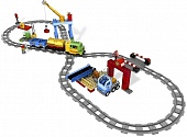 Lego Duplo 5609 De Luxe Train Set Большой набор с железной дорогой