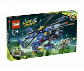 Lego Alien Conquest 7067 Jet-Copter Encounter