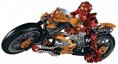 Lego Hero Factory 7158 Furno Bike Мотоцикл Фёрно