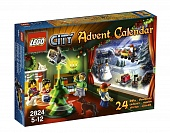 Lego City 2824 Advent Calendar